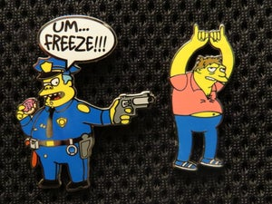 Image of UM freeze pin set