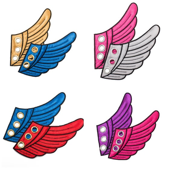 Image of Set of Wing Kicks (4 Pairs)