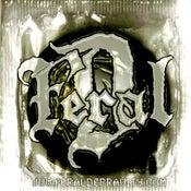 Image of Feral Depravity sticker