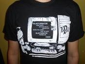 Image of Feral Depravity Blasturbator T-shirt