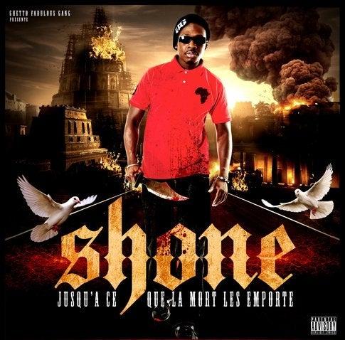 "Image of SHONE CD SOLO ""JUSQU'A CE QUE LA MORT LES EMPORTES"""