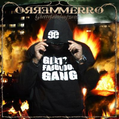 "Image of KER D'HOLOCOST CD ""MERRO MERRO"""