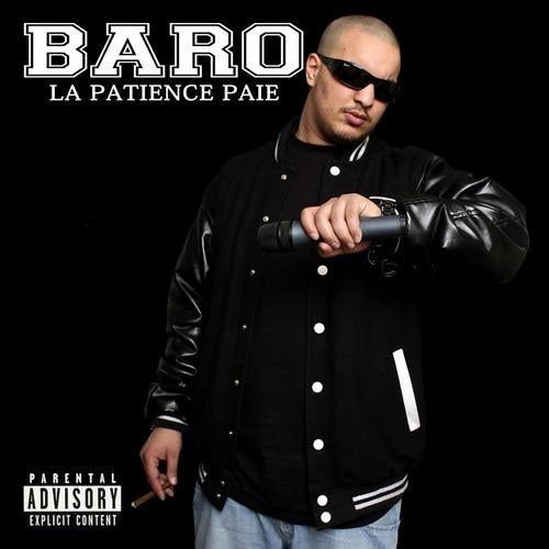 "Image of BARO CD ""LA PATIENCE PAIE"""
