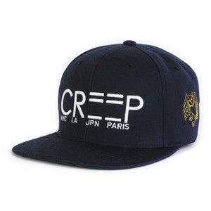 Image of Creep Snapback Navy