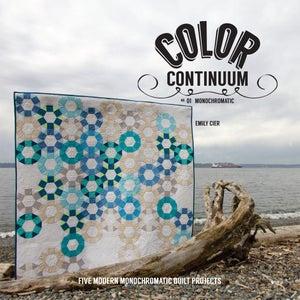 Image of Color Continuum -- no. 01 monochromatic