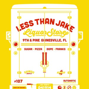 Image of Less Than Jake - Jack Rabbits - 4.19.2014