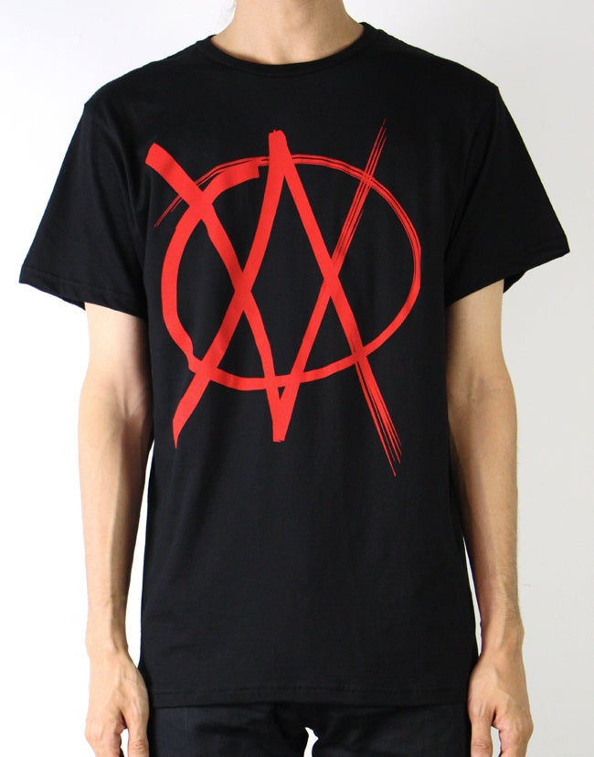 Image of WM Red/Black Tee Ltd.