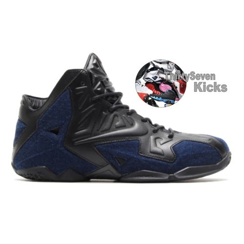 "Image of Lebron 11 EXT ""Denim"""