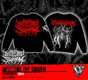 Image of INFECTING THE SWARM - sweatshirt