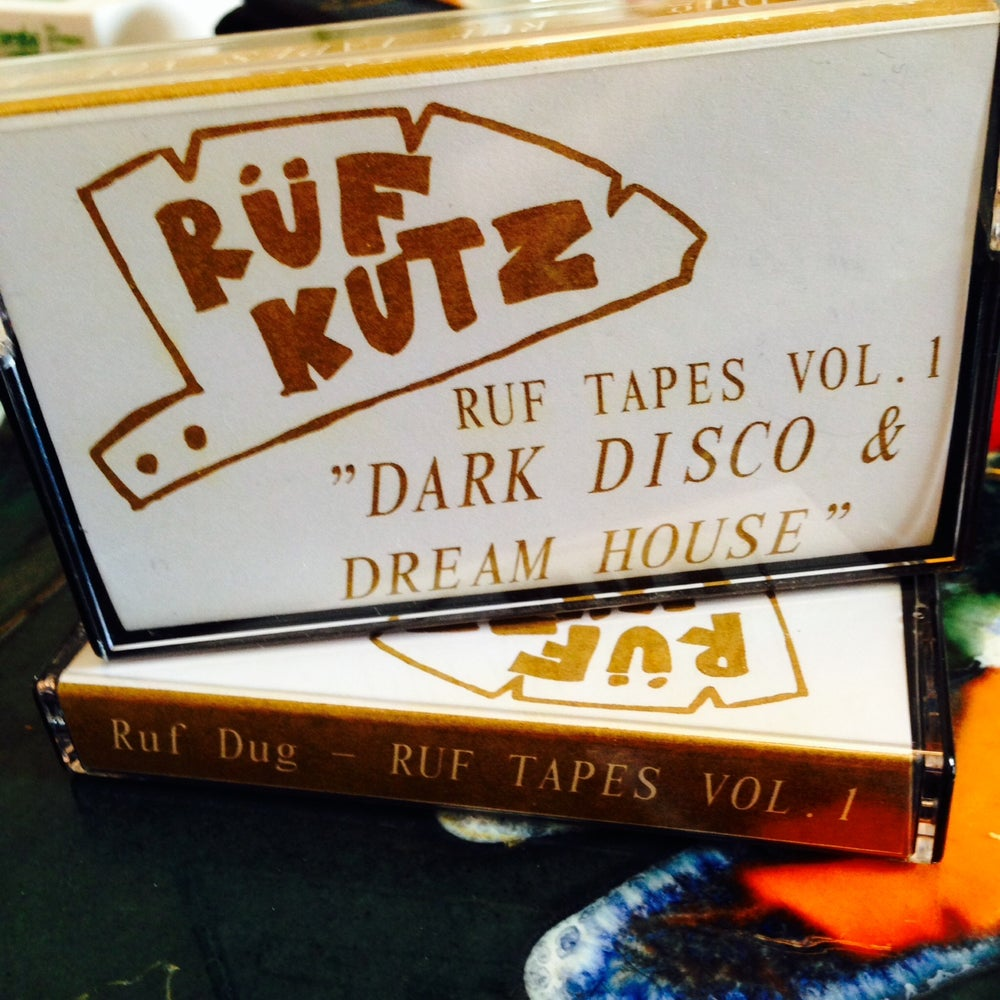 "Image of RUF TAPES VOL.1 ""Dark Disco & Dream House"" LAST FEW IN STOCK"