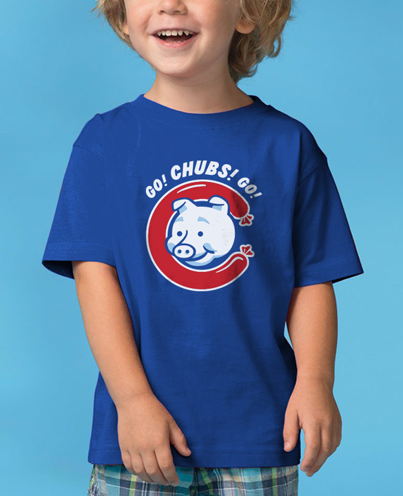 Image of CHUBS Toddler T-shirt