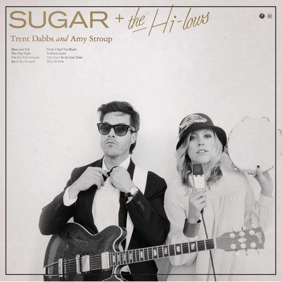 Image of SUGAR + THE HI-LOWS VINYL