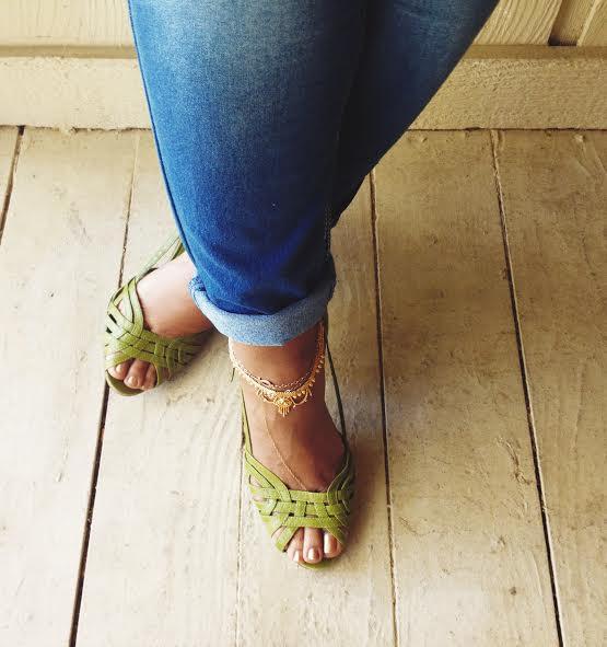 Image of Rasa Anklet