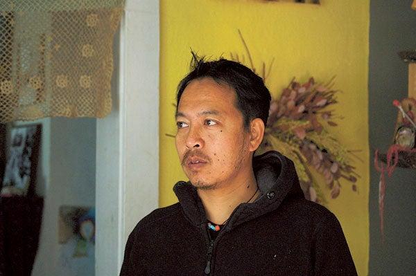 Image of blue twelve: Tashi Dorji