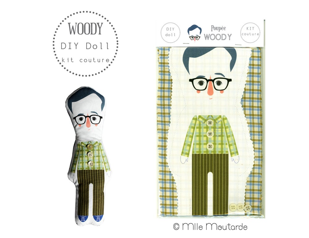 Image of DIY Woody Allen , Kit Couture