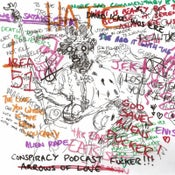 """Image of Arrows of Love 'Conspiracy Podcast' 7"""" Vinyl"""