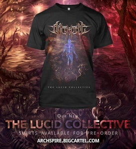 Image of Lucid Collective Album Shirt