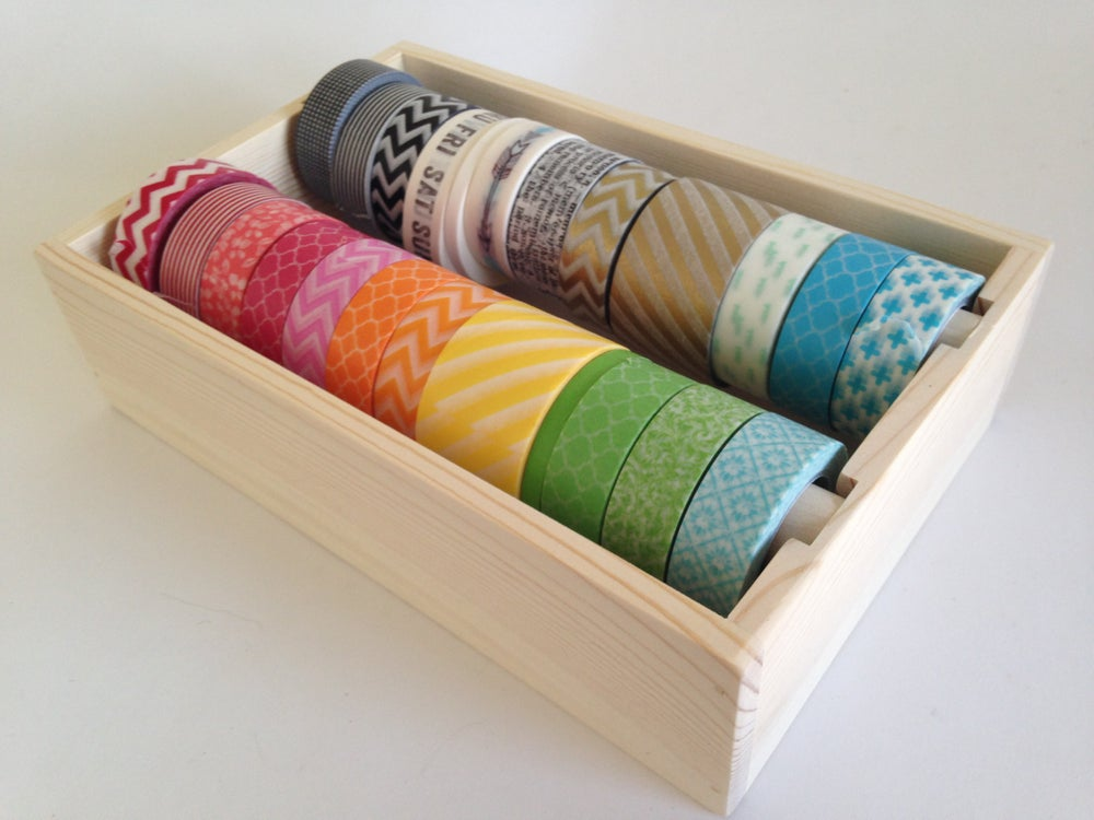 Image of Washi tape box
