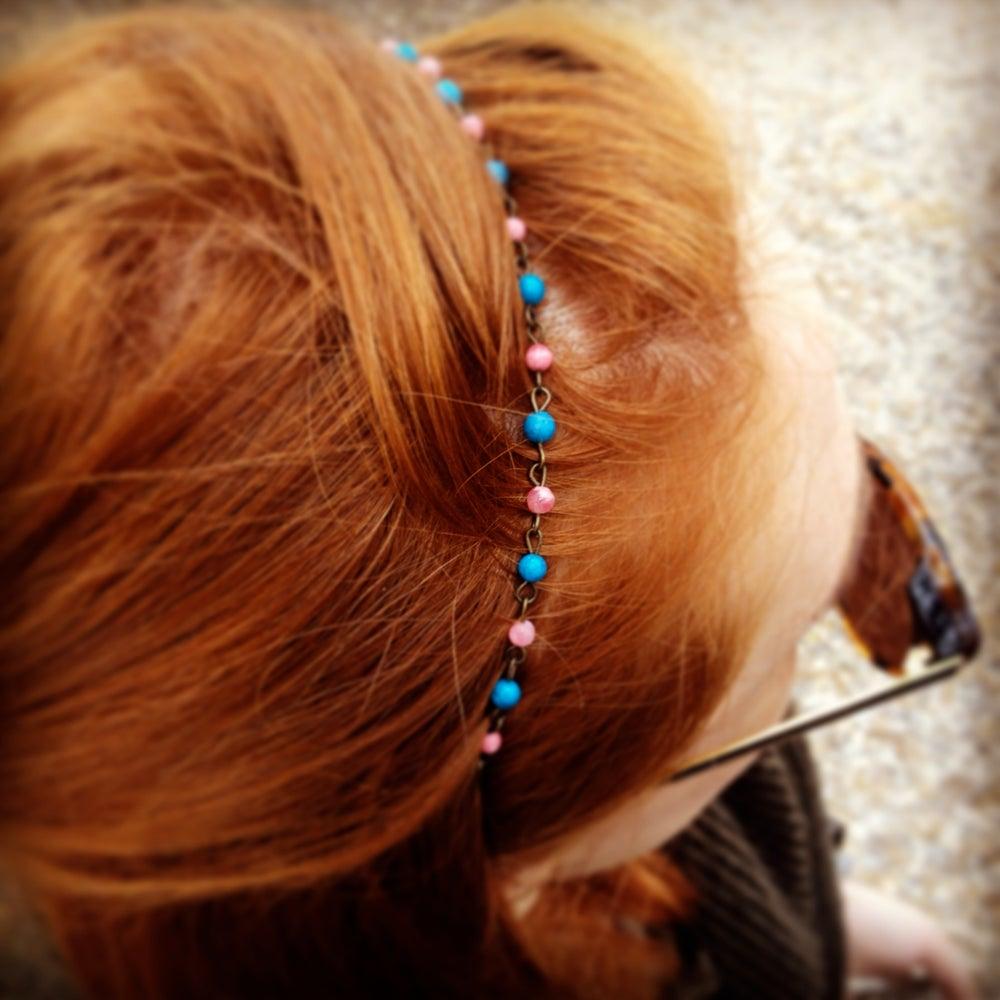 Image of DAISY Bijou de tête/Hair Jewellery