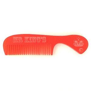 Image of Mr King's Beard & Moustache Comb