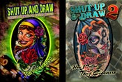 Image of Both Shut up and Draw DVDs Save $20