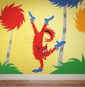 Image of Fox in Sox - Dr Seuss Character