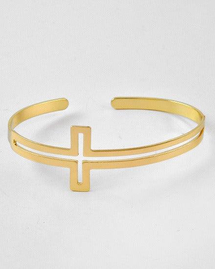 Image of Open Cross Cuff