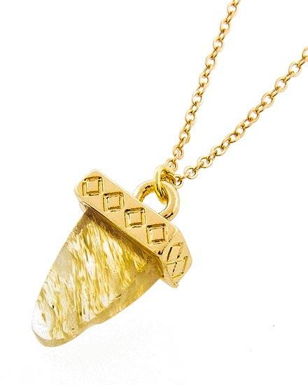 Image of Precious Pendant Necklace