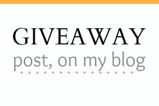 Image of Giveaway Post