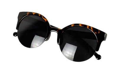 Image of Vintage Style Cat Eye Sunglasses