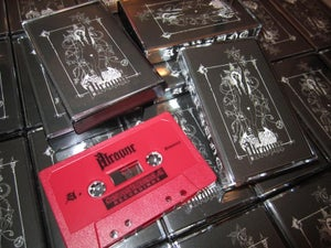 Image of Alraune (USA) - S/T EP