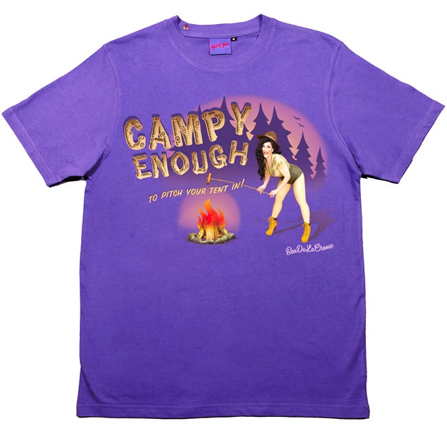 Image of Campy Shirt: No Tree No Shade!