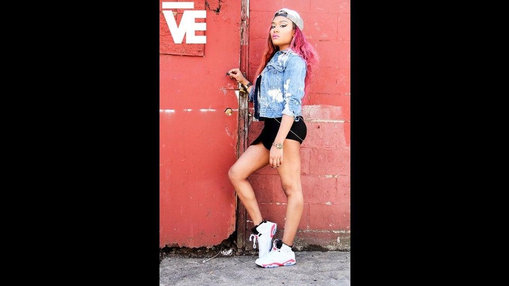 Image of Women's #VE Jean Jacket
