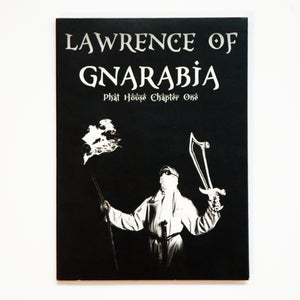 Image of Lawrence Of Gnarabia DVD