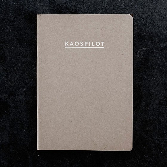 Image of KAOSPILOT A5 ECO NOTEBOOK
