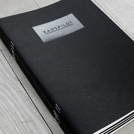 Image of KAOSPILOT A4 NOTEBOOK