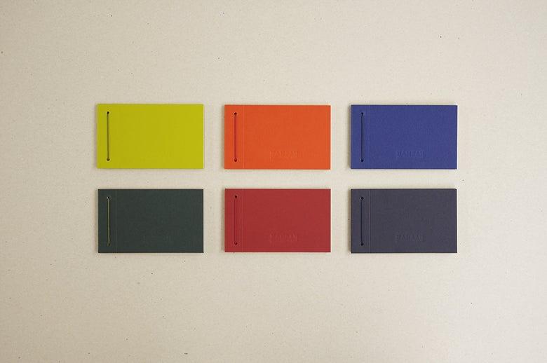 Image of Caderno IRO | IRO notebook A7