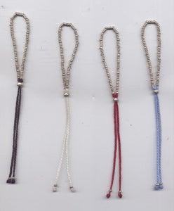 Image of Silver Nugget Bracelet