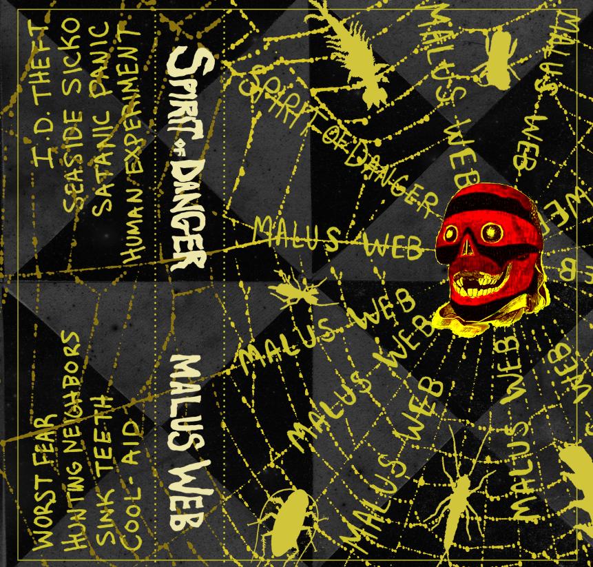 Image of Malus Web cassette tape