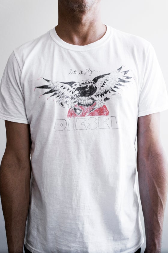 Image of Let It Fly Tee