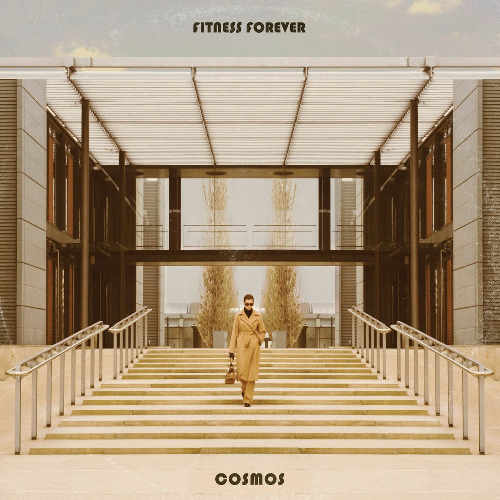 Image of FITNESS FOREVER - Cosmos (Digipak CD)