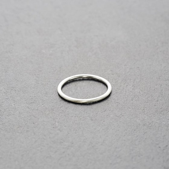 Image of Mount Lavinia Sleek Ring Silver