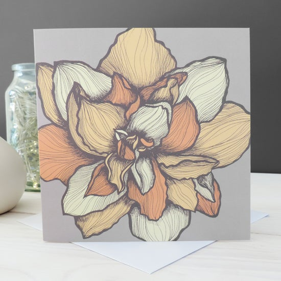 Image of 'Jessica Floral' Card