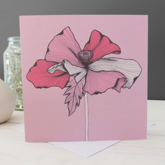 Image of 'Isabella Floral' Card