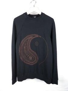 Image of Raf Simons - SS04 Embroidered Stitch Sweatshirt