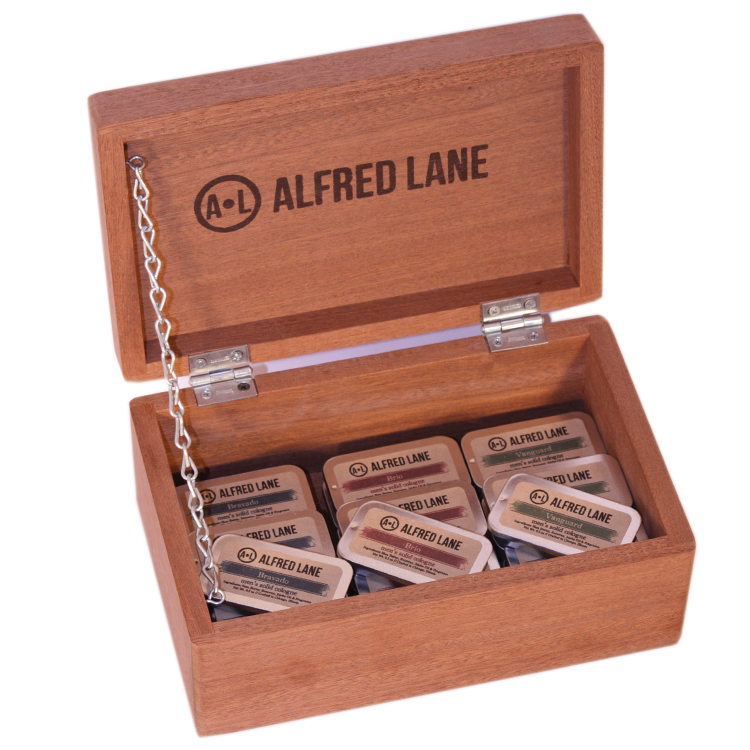 Image of Alfred Lane - Solid Cologne