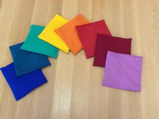 Image of Bean bags -  set of 10