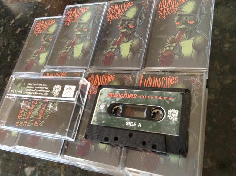 Image of Munchies Odyssey (Cassette)