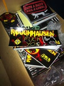 "Image of RH 5""X5""  Vinyl Sticker sets"