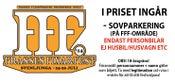 Image of Separat Sovparkeringsbiljett